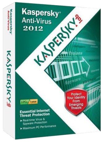 Антивирус Касперского 2012